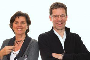 Susanne Pfeiffer-Auler und Stefan Kruip